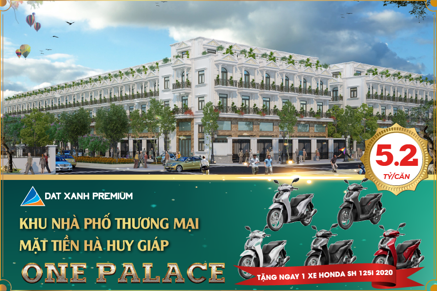 nha-pho-one-palace-quan-12 One Palace Quận 12